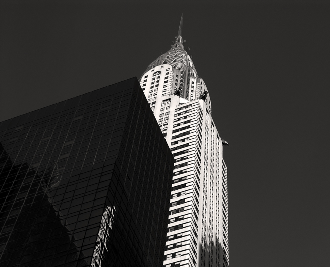 2005, New York, Chrysler Building