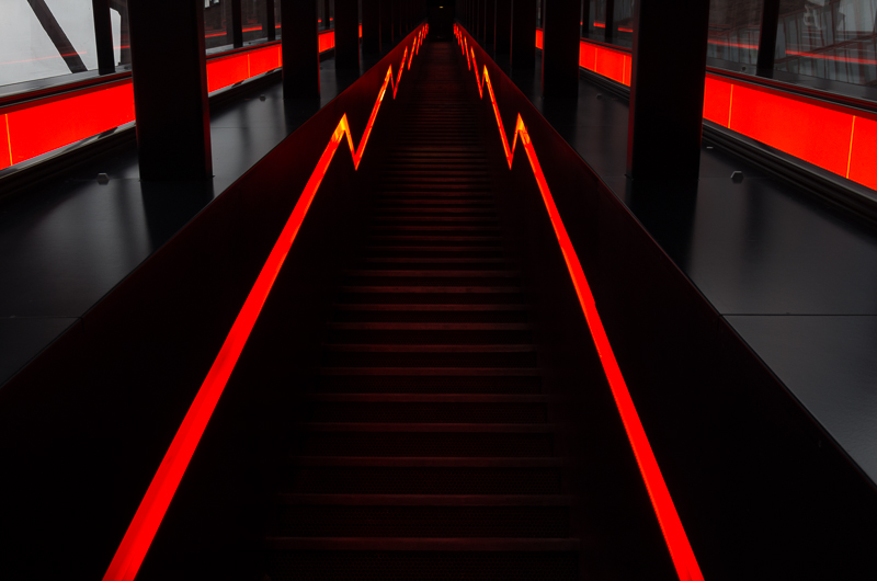 2008-2013, Zeche Zollverein, Red Dot Museum